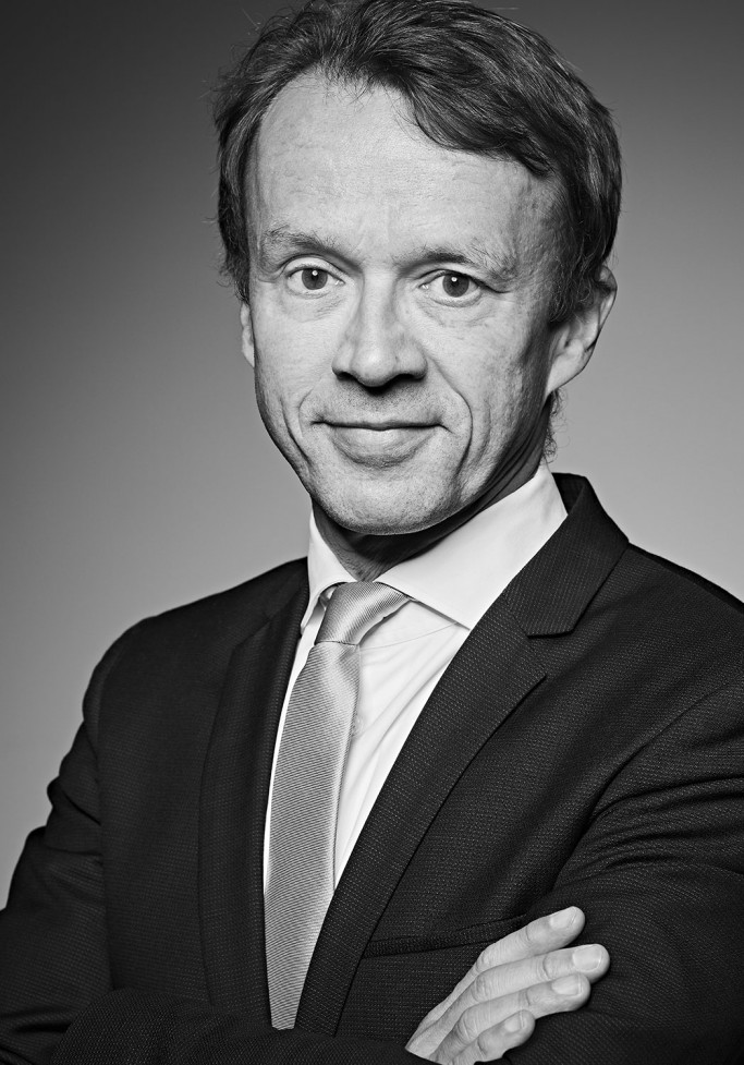 Portrait of Prof. Dr. Hans-Theo Normann